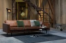 Be Pure Home - Rodeo 3 seter sofa - Cognac thumbnail