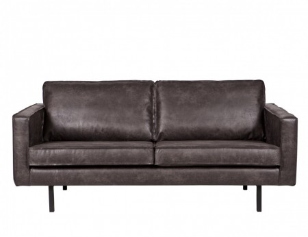 Be Pure Home - Rodeo 2,5 seter sofa - Sort