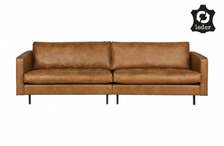 Be Pure Home - Rodeo Classic 3 seter - Cognac