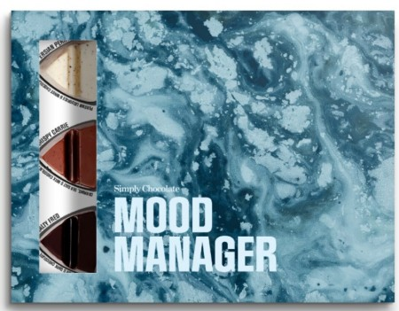 Simply Chocolate - Mood Manager, 12 biter konfekt