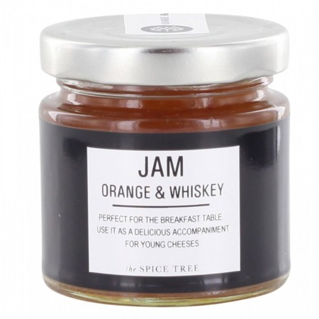 The Spice Tree - Marmelade - Orange & Whiskey