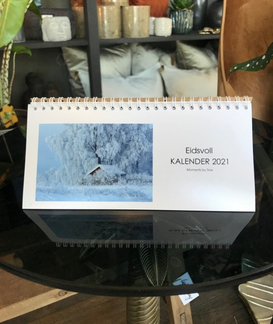 Moments By Tine - Eidsvoll kalender 2021