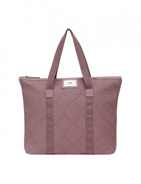 Day Et - Gweneth Q Topaz Bag - Rose Taupe